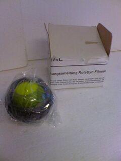 Fitness-Ball von RotDyn, noch neu in OVP - Simbach (Inn) Zentrum