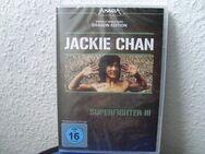 Superfighter III DVD Uncut NEU + OVP + Wendecover Jackie Chan - Kassel