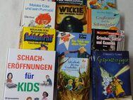 12 Kinderbücher - Einzelstücke - diverse Genres - Raesfeld
