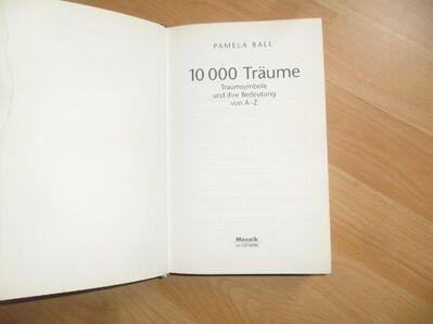 10000 Träume: Traumsymbole und ihre Bedeutung - Neunkirchen Zentrum