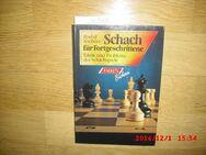 Schach für Fortgeschrittene (Broschiert) von Rudolf Teschner (Autor) - Taschenbuch 1990