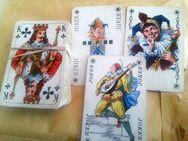 Altes Katenspiel mit 52 Karten + 3 Joker - Zerbst (Anhalt) Zentrum