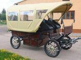 Neuer Planwagen mit E-Anlage!