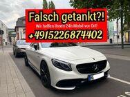 Falsch getankt in Bayreuth? Wir helfen 24h Mobil vor Ort +4915226874402 - Nürnberg