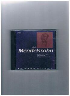 Felix Mendelsohn...Op. 90-CD,9 Titel - Linnich