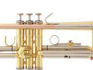 B & S Goldmessing - Trompete, Neuware mit Leichtkoffer