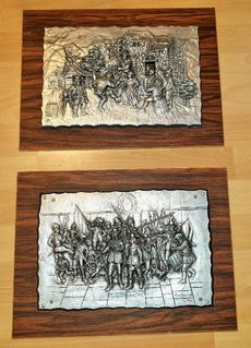 2 x Rembrandt Kopie I .Müller signiert - Verden (Aller)