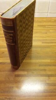 Die Technik des Denkens. Probleme der naiven Vernunft. OHLederbd. 1925. Deutsche Buch-Gemeinschaft - Rosenheim