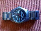 Seltene Armbanduhr Dugena Indianapolis vintage unisex retro