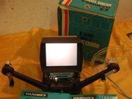 8mm Schmalfilm Filmbetrachter HANIMEX Dual 8 E - 200 - Zeuthen