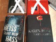Karen Rose-Todesschrei und Heiss glüht mein Hass - Euskirchen