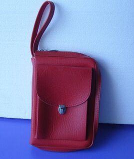Handtasche  in rot, noch neu, unbenutzt - Simbach (Inn) Zentrum