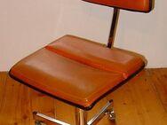 Sedus Stoll Stuhl Bürostuhl von 1973 Schreibtischstuhl Drehstuhl mit Rastermechanik - Landsberg (Lech)