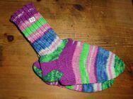 Handgestrickte Socken Gr. 28/29 - Merkelbach