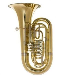 Melton Howard Johnson BBb - Tuba, Mod. 2011RA-L, 4 Ventile, Neuware - Hagenburg