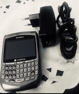 Smartphone Blackberry 8700 RIM Silberfarben