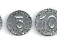 DDR Münzen 1948 bis 1969 - Bremen