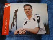 Andreas Wank orig. sig. Autogrammkarte (D) Skispringen - Weichs
