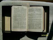Evangelisches Gesangbuch von 1910 - Leder - Goldschnitt - Schutzbox - Wrestedt