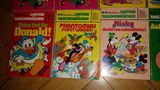 Alte Micky Maus LTB auch erste Auflagen der 60er 70er Jahre dabei!