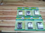 6 STAINLESS STEEL TOWEL HOOK Handtuchhalter selbstklebend EDELSTAHL - Nettetal