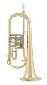 V. F. Cerveny Konzert - Flügelhorn, Mod. CFH 501, Neuware mit Koffer
