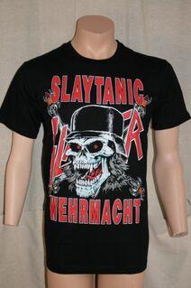 Slayer Slaytanic Wacken Wehrmacht Cruel Force Venom Bathory Shirt Metal Festival - Nienburg (Weser)