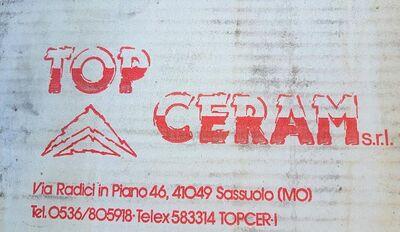 Top Geram s.r.l. Fliesen 20cm x 25cm / 91 Stk. / 4,5 qm - Verden (Aller)