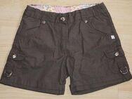KANZ Mädchen Bermuda Shorts Kinder Cargoshorts Hotpants kurze Hose Sommerhose kurz khaki oliv Gr. 122 NEU - Sonneberg