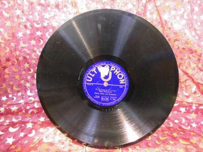 Alte Ultraphon Schellackplatte, Alfred Beres Orchester / L` Ultimo, Signora Luna - Zeuthen