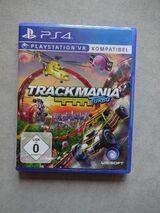 """Playstation 4 """"Trackmania Turbo"""" Spiel zu verkaufen"""