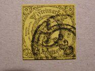 AD-Thurn u.Taxis,9 Kr.1852.,MI:DE 10,  Lot 583