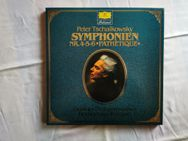 LP Box - Peter Tschaikowsky, Symphonien Nr. 4,5,6 Pathetique - Ilsede