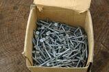 1 kg Rinneisen- nägel - stifte 4,2 x 65 mm, Feuerverzinkt, gut abgelagerter.