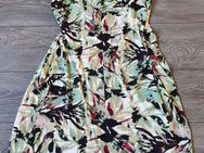Damen Sommerkleid mit Trägern (Muster) Gr.M Bunt , hinten zum Zubinden **Anschauen** - Köln
