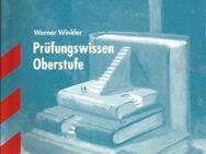 Abitur-Wissen-Deutsch Prüfungsvorbereitung Oberstufe - Duisburg