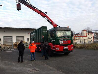 Hubarbeitsbühnen Ausbildung, Teleskop-, Scherenbühnen, Staplerschein - Frankfurt (Main) Ostend