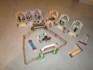 Playmobil Turnierplatz und Pferdeboxen zu verkaufen - Walsrode