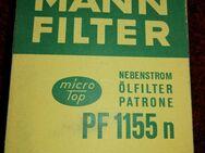 Ölfilter Mann Filter PF 1155n Ölfilterpatrone neu/OVP - Hamburg Wandsbek