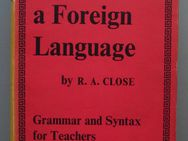 R.A. Close: English as a Foreign Language (1962) - Münster