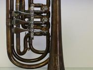 Melton 129 V Basstrompete in Bb, Vintage - Sonderanfertigung