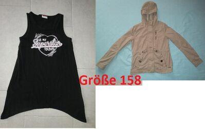 Kinderkleidung Größe 158 zu verkaufen - Walsrode