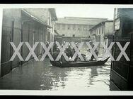 Hochwasser Neunkirchen Saar im Oktober 1930 - 2 alte Postkarten- selten!!! - Niederfischbach