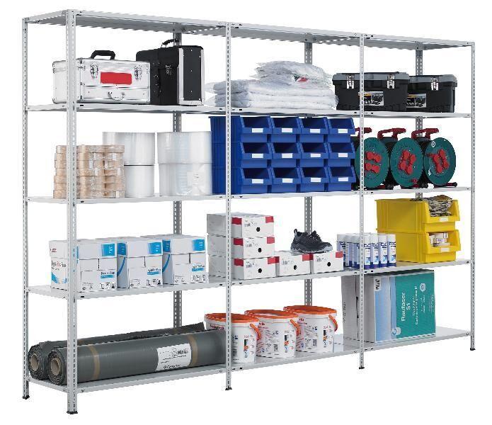 Fachbodenregal Fachlast 150 kg Schraubsystem NEU für Firmen - Wilhelmshaven