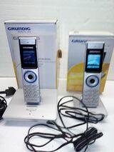 Haustelefon schnurlos, Grundig DECT-Telefon Calios A 1 Duo