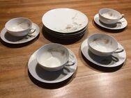 Teeservice von Bavaria 50er Jahre - Riedering