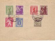 Deutschland Erstagsbrief mit 7x Berlinmarken 02.11.1945,Lot 161
