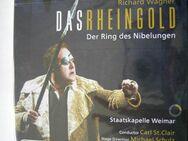 Richard Wagner - Das Rheingold 2 DVD's - Weimar