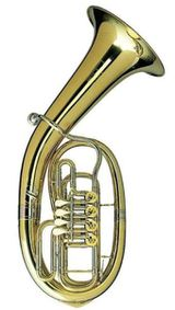 Original B & S Tenorhorn 4 Ventile, Modell 33/2, Made in Germany, Neuware