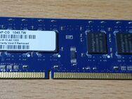 2 GB DDR3-RAM 240-pin PC3-10600U 'Nanya NT2GC64B88B0NF-CG 1045.TW - Verden (Aller)